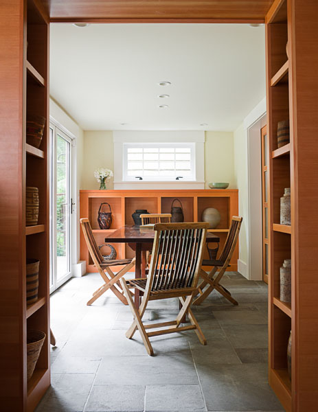 Kasa Architecture Custom Home Office