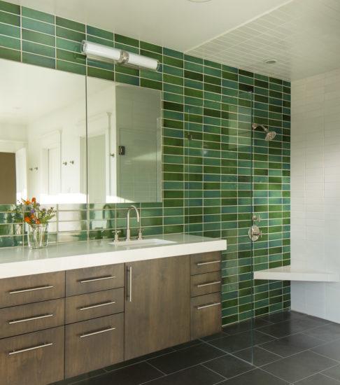 Laurelhurst master bath vanity