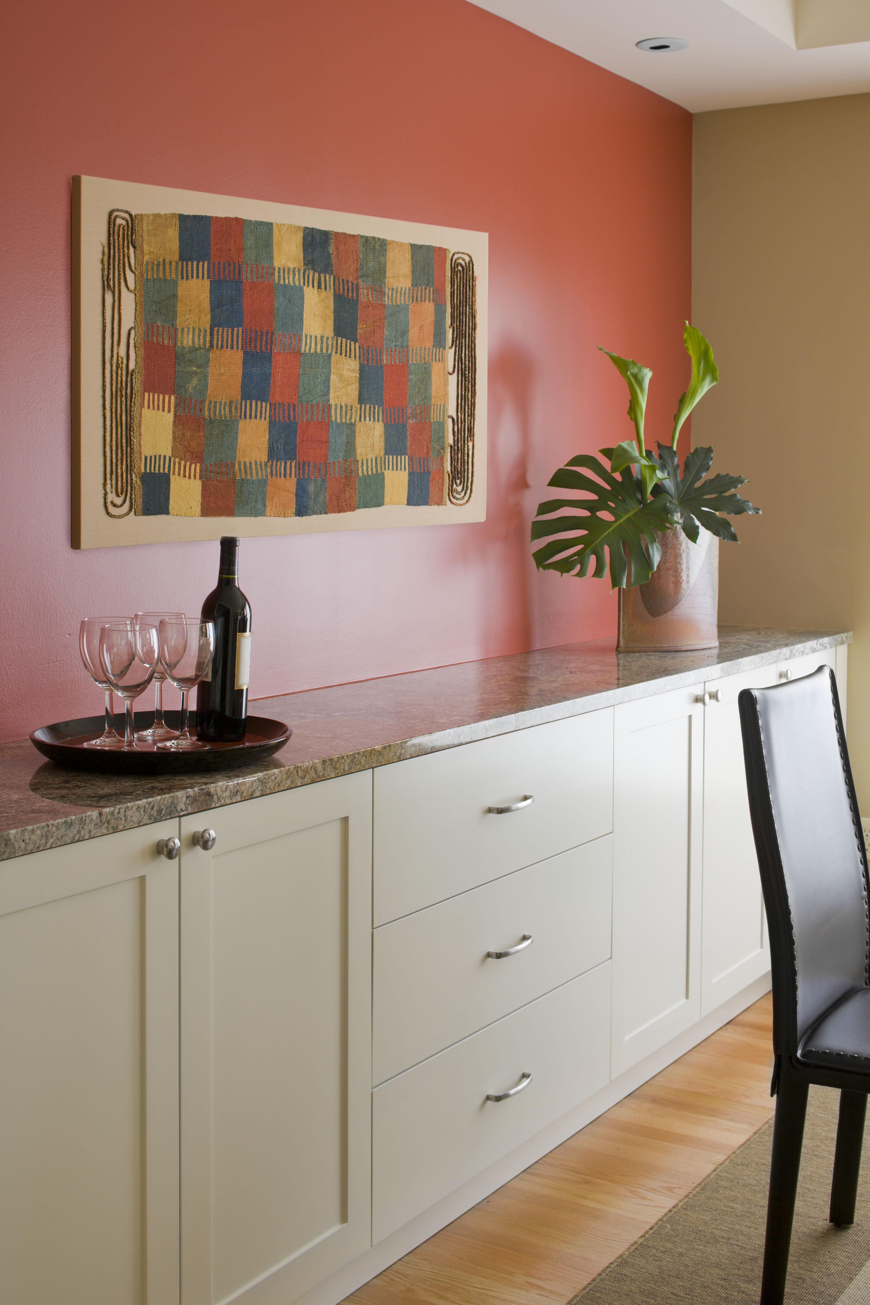 Doyle dining side board cabinet